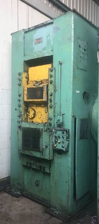 Knuckle Joint Extrusion Press Barnaul K 0036