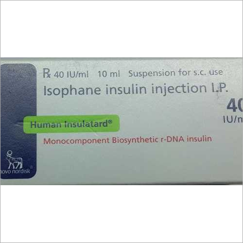 Isophane Insulin Injection