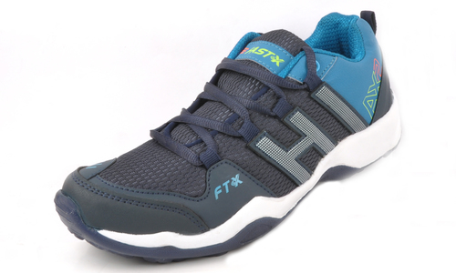 SPORTS SHOES TRIGGER NAVY SKY BLUE