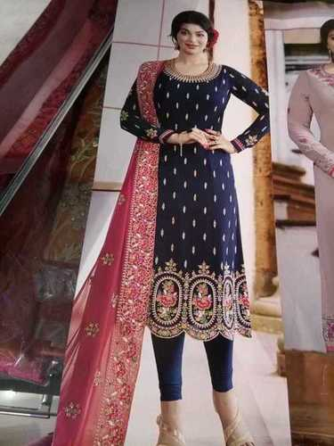 SEMI STITCHED SALWAR SUIT