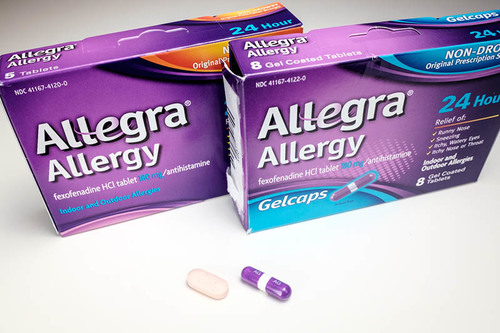 Anti Allergic Medicine