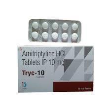 Amitryptyline HCI Tablets