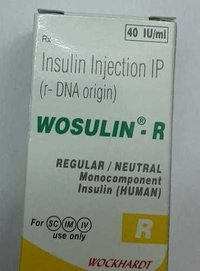 biphasic isophane insulin injection