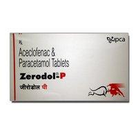 Aceclofenal Paracetamol Tablet