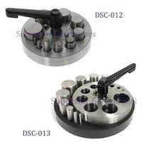 10pc Locking Disc Cutters Set Round