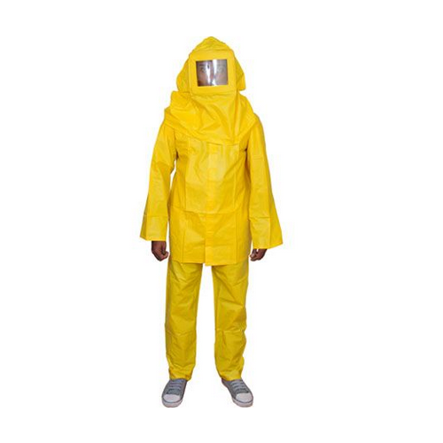 Chemical Handling PVC Suit