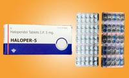 Haloperidol Dispersible Tablets