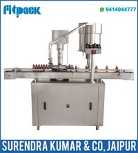 Automatic Bottle Capping System