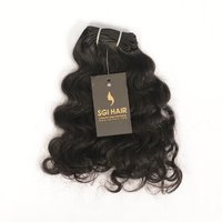 temple human hair kinky curly