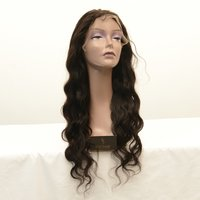 Transparent laceTemple Hair Full Lace Wigs