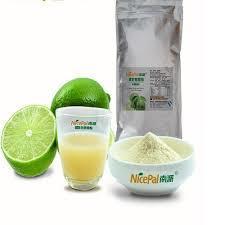 spray dried lime juice powder
