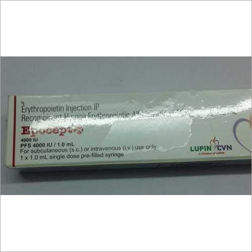 Erythropietin Injection