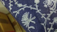 Zari Embroidery shawl