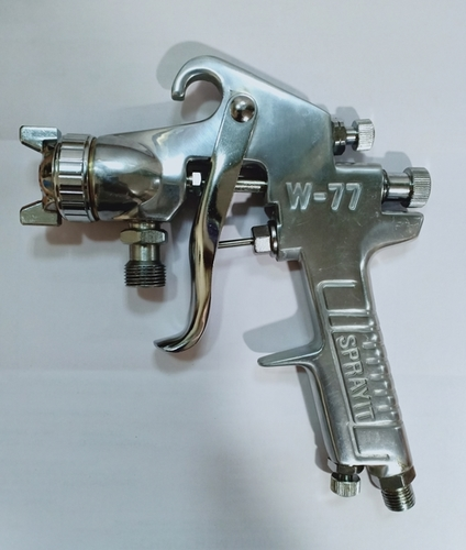 Pressure Feed Spray Paint Gun W-77
