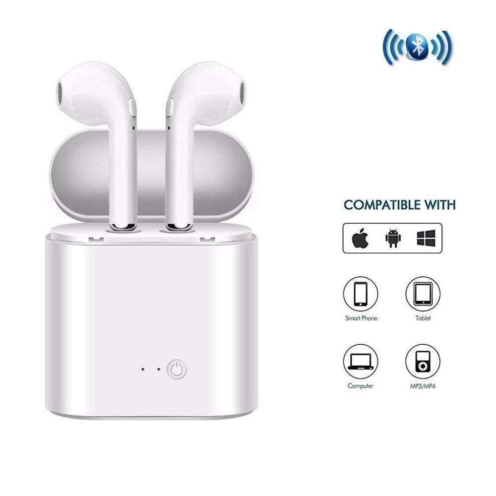 i7 Twins Bluetooth Headset