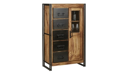 BAR ALMIRA 5 DRAWER 1 DOOR
