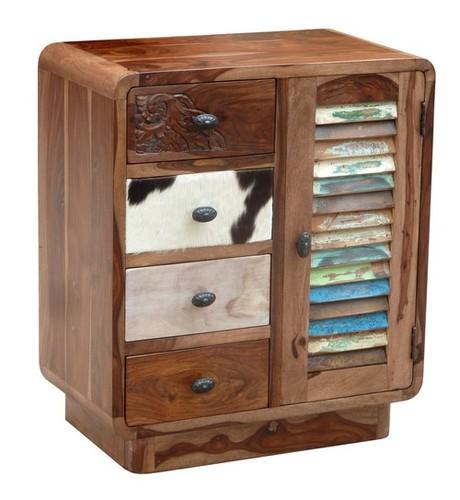 Drawer Cabinet 4 Drawer 1 Door