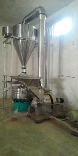 Automatic Turmeric Plant