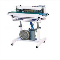 Air Flushing Sealing Machine