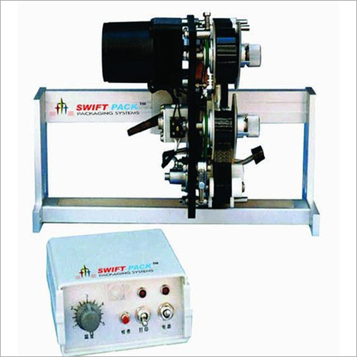 Ribbon Flow Machine