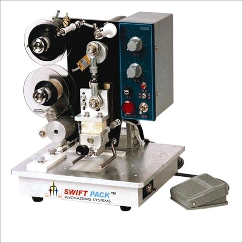 Automatic Hot Stamp Machine