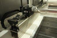 Large Scale Visual Automatic Edge Tracking Cutting Machine