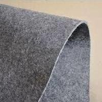 Compressed Wool Felt