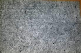 Compressed Wool Felt Sheet