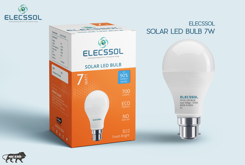 Solar LED Bulbs & Tubes