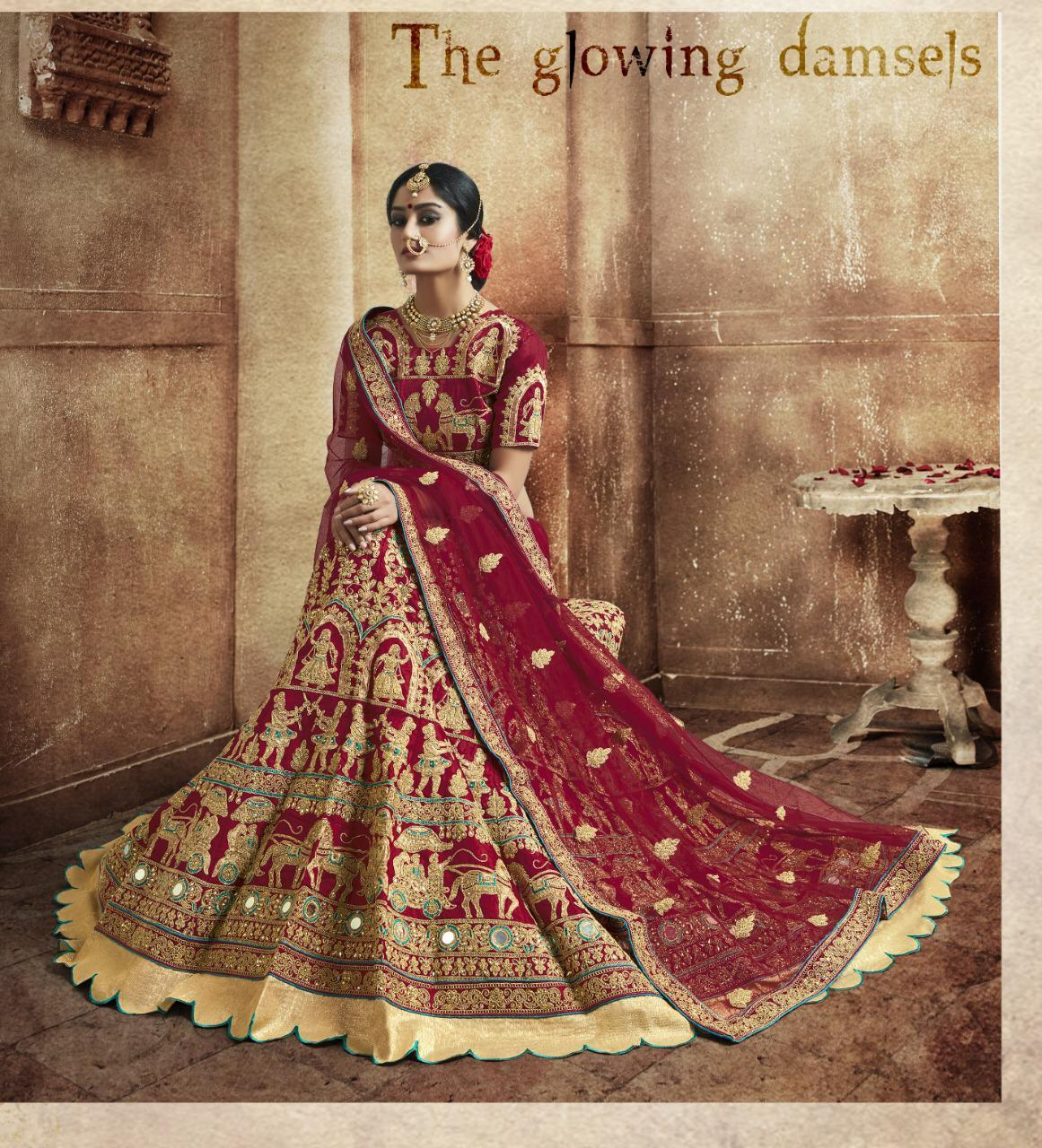 Designer Lehenga Choli Online Buy
