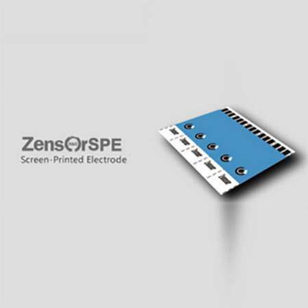 Zensor Screen Printed Electrodes