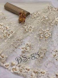 Embroidery Sarees