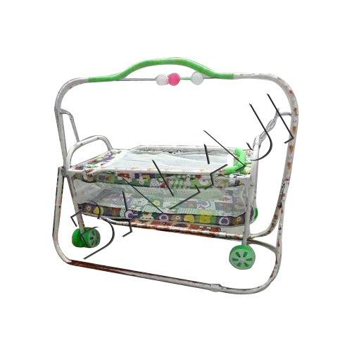 Green Baby Swing