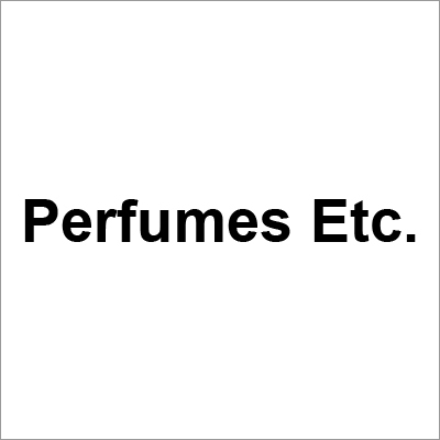 Aerosol Perfumes