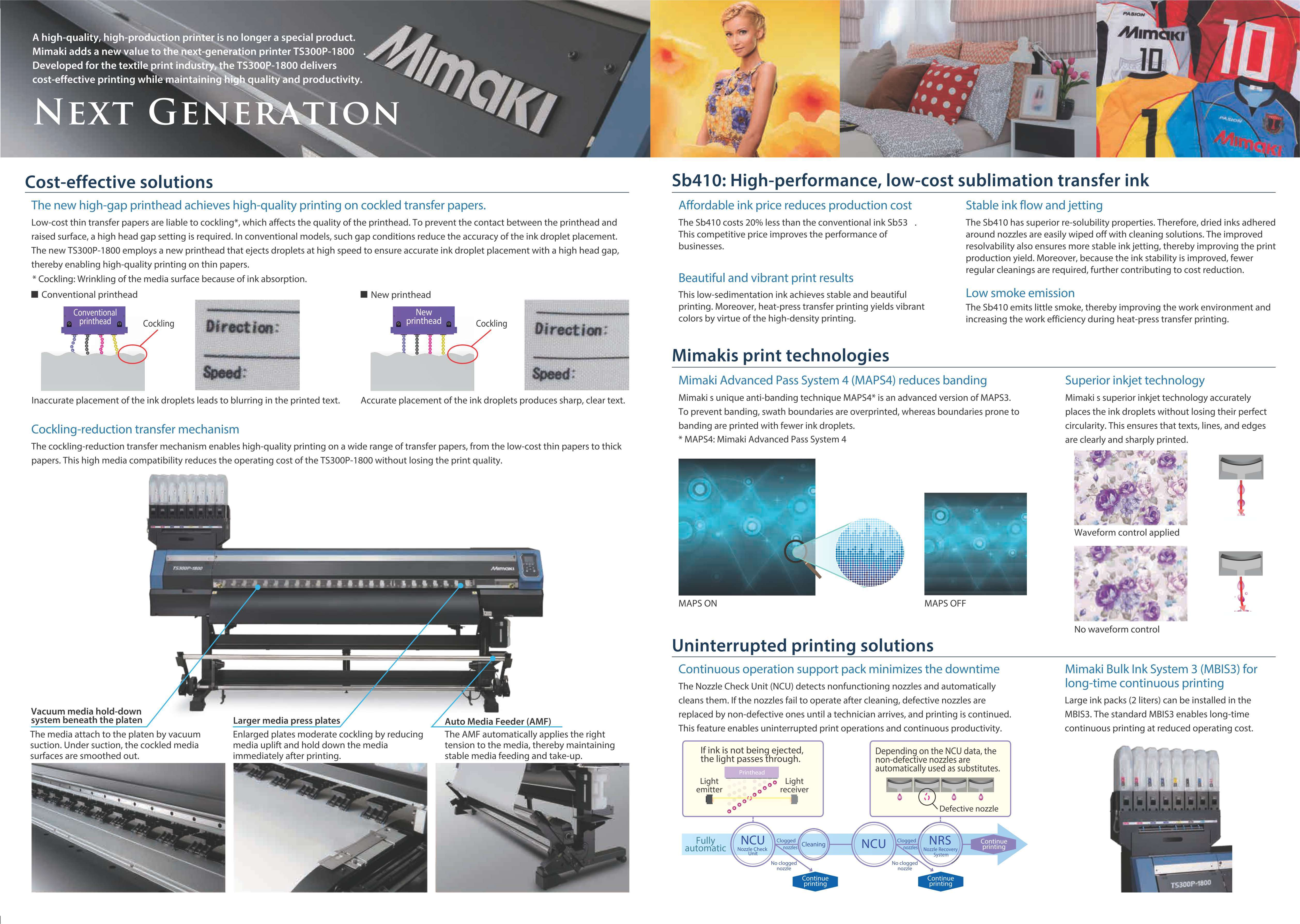 Dy Sublimation Printer