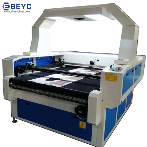 CO2 Large Scale Visual Cutting Machine