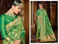 Banarasi Jacquard Silk Sarees