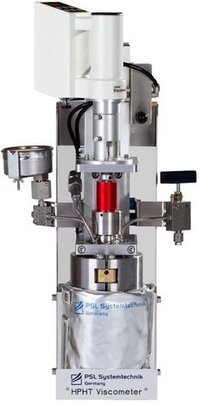 High Pressure Viscometer
