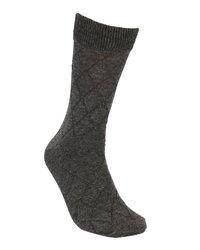 Men's Woolen Calf Length  Warm Socks
