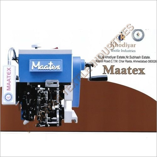 Sheet To Sheet Warp Tying Machine