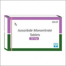Isosorbide Mononitrate Injection