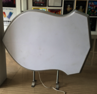 50CM Glow Sign Board for Advertisement