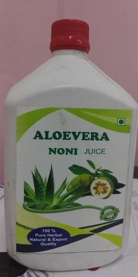 Aloe Vera Juice With Different Flavor