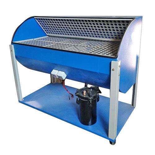 Dust Collector Spray Gluing Machine