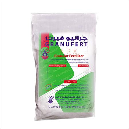 Granular Fertilizer Granufert