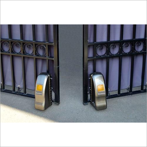 Automatic Roller Swing Gate