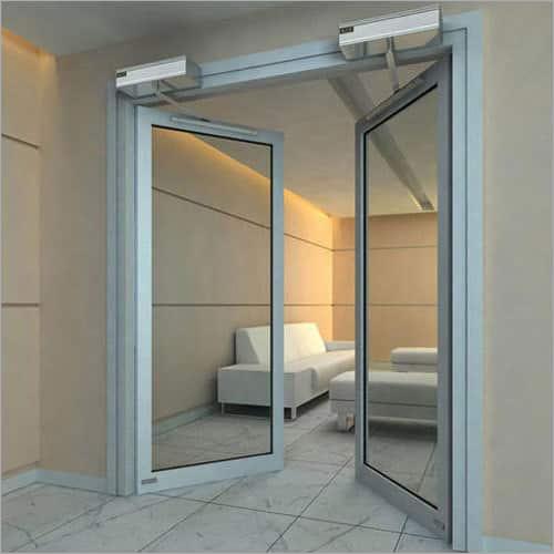Auto Glass Sensor Door