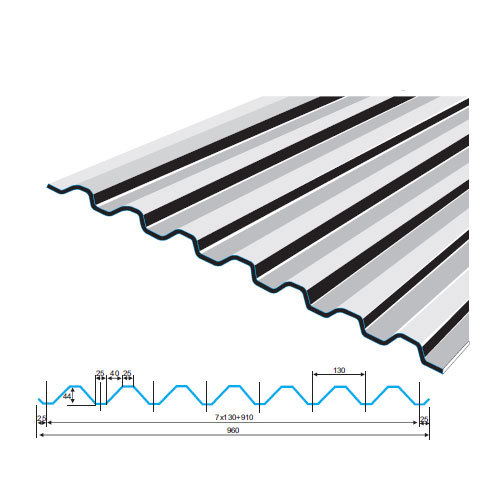 Steel Decking Roofing Sheet