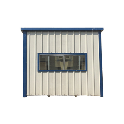 Steel Guard Cabin