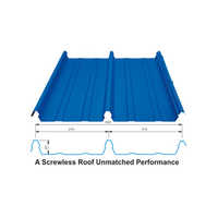 Screwless Roof Panels